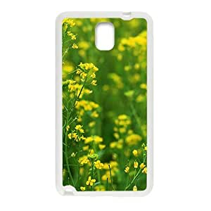 Beautiful yellow flowers lovely phone For Case Iphone 6Plus 5.5inch Cover