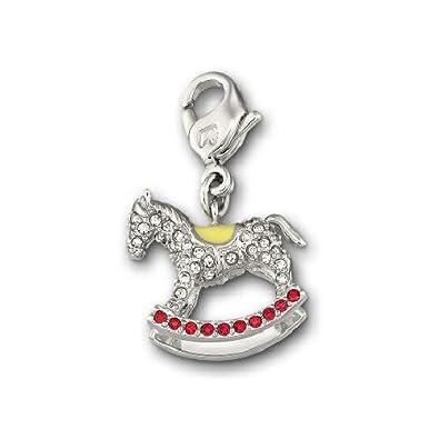 Cavallo A Dondolo Swarovski.Swarovski Ciondolo A Forma Di Cavallo A Dondolo Dicono Le Donne