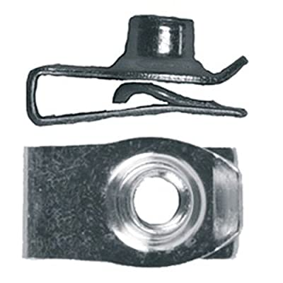 "25 1/4"" - 20 Extruded U Nuts Compatible with GM 1494252: Automotive"