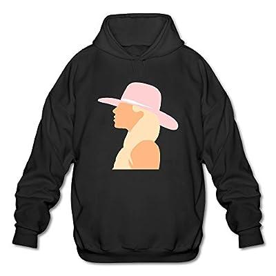 Men's Lady Gaga Joanne 2016 Album Poster Hoodie