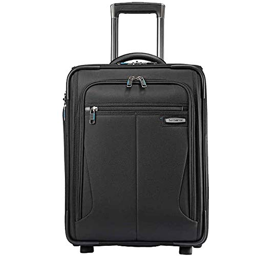 (Samsonite Premier ll Vertical 21inch Spinner Black)