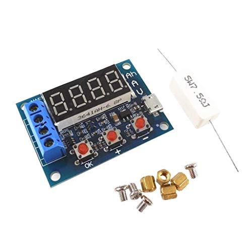 nouler Probador de Capacidad de la batería Juler/probador de Descarga/analizador / 18650 / 12V / 1Pc