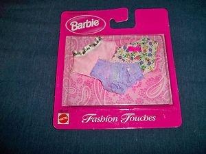 Review Barbie Fashion Touches LACE