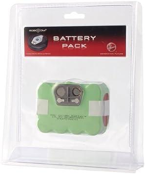 Hoover Batterie Robot [RB201] Robot vacuum Batería: Amazon.es: Electrónica