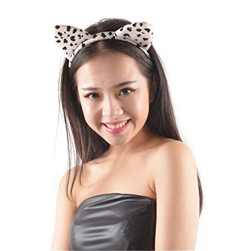 [Crazy Night Cute Dog Ear Headband Costume Accessory/fancy Dress] (Dog Ears Costumes)