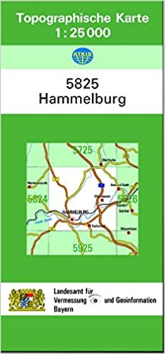 Tk25 5825 Hammelburg 9783860387214 Amazon Com Books