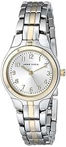 Anne Klein Women's 105491SVTT Two-Tone Dress Watch