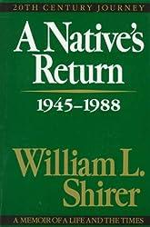 A Native's Return, 1945-1988 (20th Century Journey)