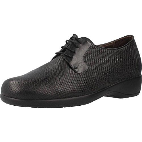 Color Miquel Modelo Para 64937 Zapatos De Mateo Mujer Mujer Marca Negro Negro Miquel Cordones Uqx6Px1I