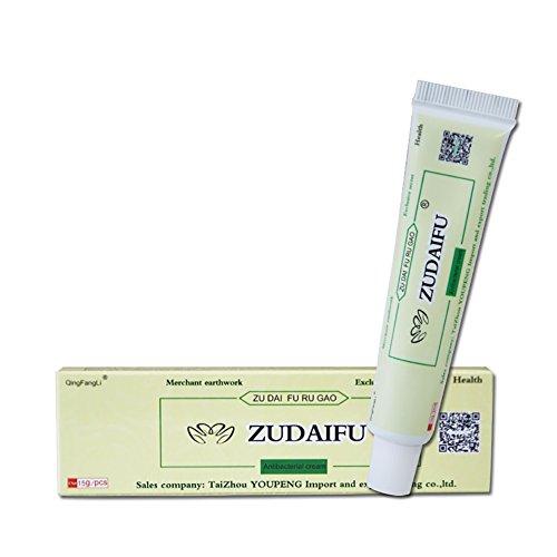 ZUDAIFU Antibacterial Ointment Creams,Woya Psoriasis Eczema Peeling Herbal Creams