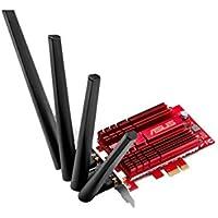 Asus PCE-AC88 Wi-Fi PCI Express Adapter