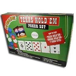 Las Vegas Style® Texas Hold Em Poker Set