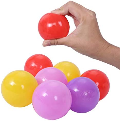 Hopeg 2019 Juego de regalo para niños, bolas de océano para niños ...
