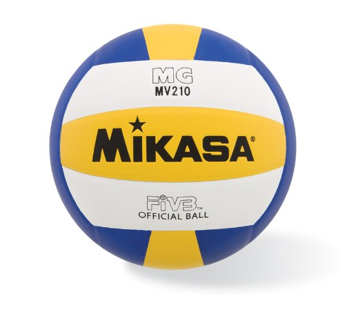 Mikasa MV210 Synthetic Volleyball Official