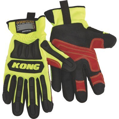 Rigger Gloves (Ironclad KRIG-04-L KONG Rigger Gloves, Large)