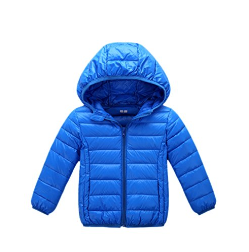 Anoraks Winter Royalblue Girls Jacket Black Lemonkids;® Children Lightweight Chic Boys Down Rqx7S6wO