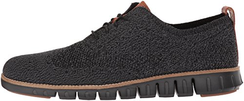 Cole Haan Men's Zerogrand Stitchlite Oxford, Black/Magnet/Black, 10.5 Medium US by Cole Haan (Image #5)
