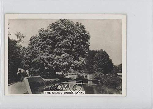 (The Grand Union Canal (Trading Card) 1938 Senior Service Our Countryside - Tobacco [Base] #41 )
