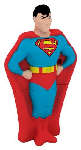 EMTEC Super Heroes 4 GB USB 2.0 Flash Drive, Superman