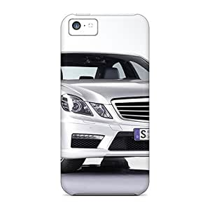 Hot 2009 Mercedes Benz E 63 Amg First Grade Tpu Phone Case For Iphone 5c Case Cover