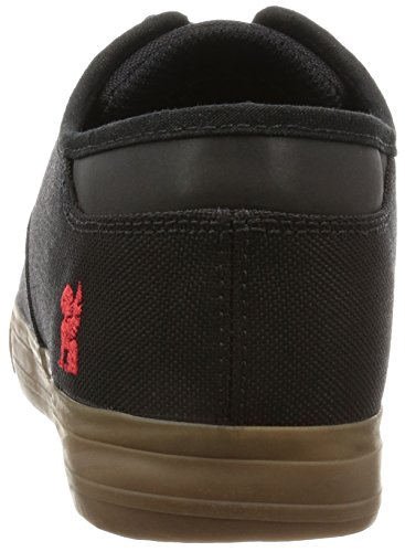 Black Shoes Mens Pro Chrome Bike Black gum Truk qIWgF