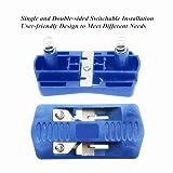 Yosoo Edge Banding Trimmer, Mini Plastic PVC