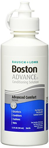 Bausch & Lomb Boston Advance Conditioning Solution 3.50 oz (Pack of 4)