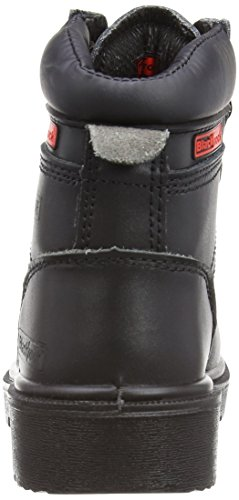 Blackrock - SF08, Scarpe antinfortunistica unisex, color Nero (Black), talla 47 EU ( 12 UK)
