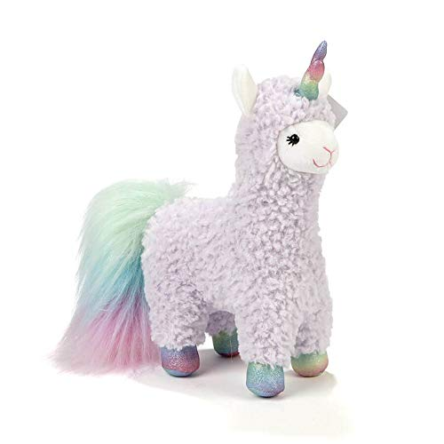 GUND Sugar Plum Llamacorn Plush Stuffed Animal, 11