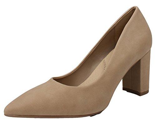 3 Heel High Block Natural Classified Inch Womens Pointy Toe City Pump xw7I6qpI