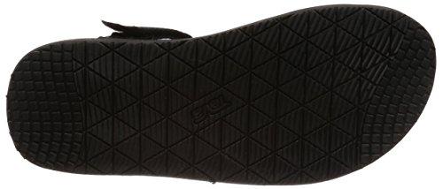 Teva Sandalo Uomo Alp Premier 1015200/BLK Black 42