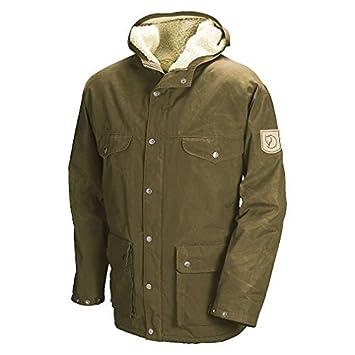 premium selection dc103 87264 Fjallraven Men's Greenland Winter Jacket, Umbra, XS: Amazon ...