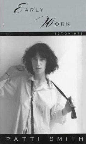 Early Work 1970-1979, Smith, Patti