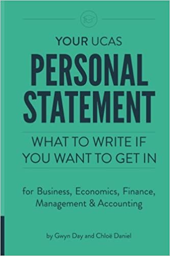 UCAS Personal Statement Workshop      Amazon UK PrevNext