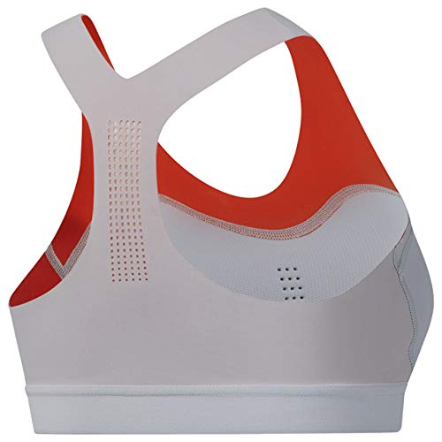 Reebok Puremove Bra, Cold Grey, X-Small/Small by Reebok (Image #1)