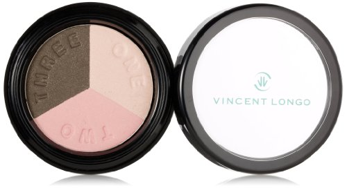 VINCENT LONGO One Two Three Eyeshadow Trio, Harem