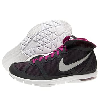 reputable site 6ff01 05f80 Nike Air Max S2S Mid Training and Fitness Shoe Womens Shoes Black Black  black Size