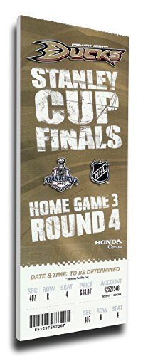 Mega Tickets 1997 Stanley Cup