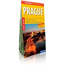 PRAGUE (COMFORT !MAP&GUIDE, CARTE LAMINEE)