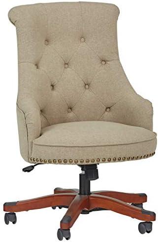 Stone Beam Mid-Century Swivel Chair