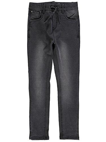 NAME IT Nittove Slim/Skinny Dnm Pant Nmt, Jeans Niñas Gris (Medium Grey Denim)