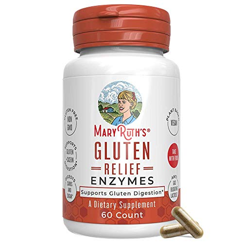 Gluten Enzyme MaryRuth Digestion Absorption