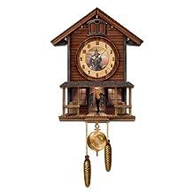 John Wayne: American Icon Collectible Cuckoo Clock by The Bradford Exchange