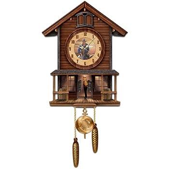 Bradford Kitchen Wall Clock