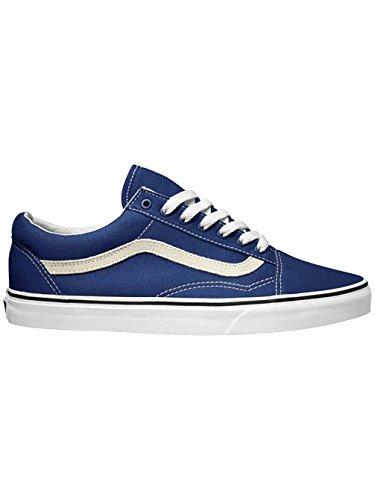 Vans Old Skool - Zapatillas para hombre Blue White