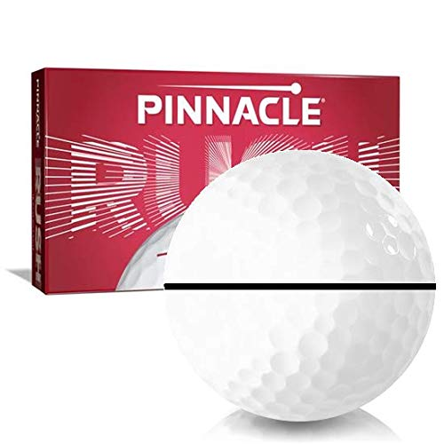 (Pinnacle Rush AlignXL Personalized Golf Balls)