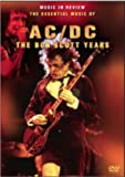 AC/DC - Music In Review - The Bon Scott Years [2005] [DVD]
