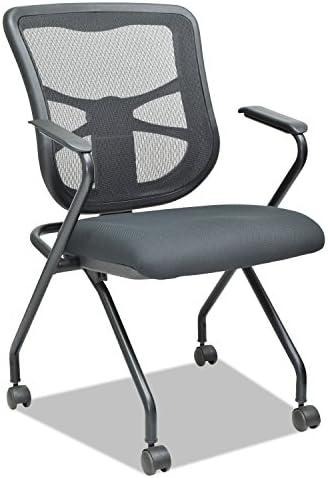 Alera Elusion Mesh Nesting Chairs