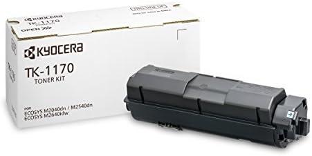 Kyocera TK1170 - Tóner, color Negro: Kyocera: Amazon.es: Oficina y ...