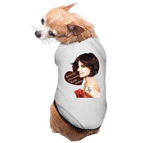 [Greenday Sweaty KatieHolmes Cool Pet Doggie Pets Costumes Size S Gray] (Katie Holmes Costumes)